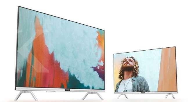 Gunakan sistem operasi sendiri, coocaa bisa jual smart TV dengan harga lebih murah