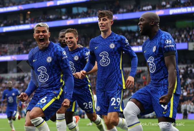 Jadwal Liga Inggris Chelsea vs Southampton: Kans The Blues bangkit lawan The Saints