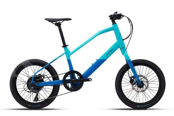 Inilah harga sepeda elektrik Polygon Gili Velo terbaru Agustus 2021, fiturnya canggih