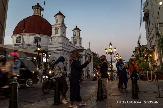 Klaster keluarga di kota Semarang, tiap long week end ada kenaikan penularan Covid-19