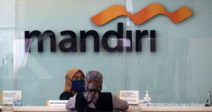 Menguat tipis, berapa kurs dollar rupiah di Bank Mandiri, hari ini Senin 26 Oktober?