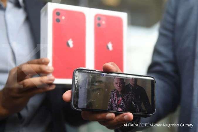 Ada cashback Rp 1 juta-Rp 5,5 juta, harga iPhone 1