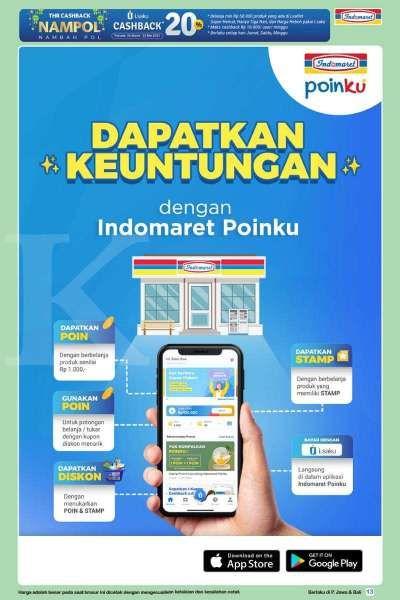 Promo Indomaret 31 Maret 2021 - 6 April 2021
