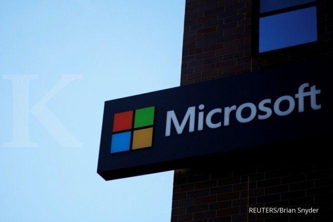 Microsoft akan menginvestasikan US$ 1 miliar di Malaysia dalam waktu 5 tahun