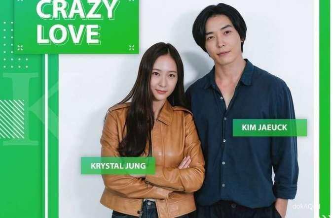 Drama Korea romantis terbaru Crazy Love
