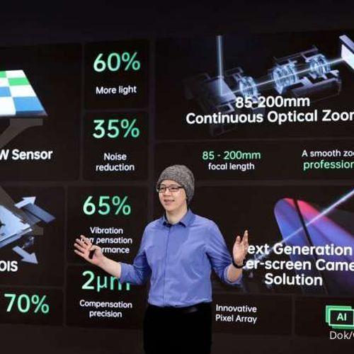 OPPO Luncurkan Teknologi Terbaru Pencitraan Inovatif, Beri Gambaran Masa Depan Pengembangan Pencitraan Smartphone