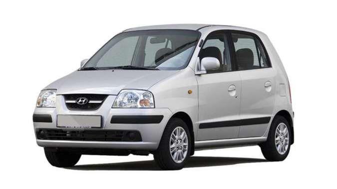 Price of a used car Hyundai Atoz