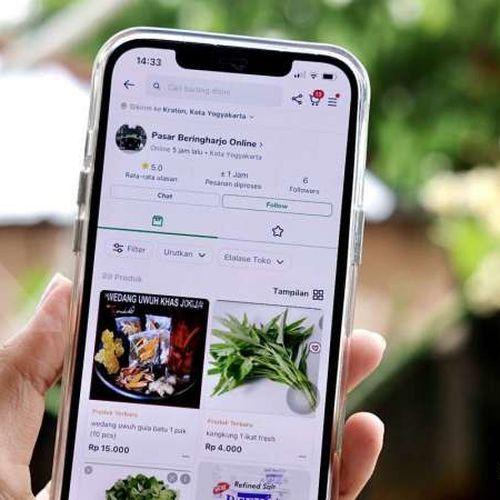 Tokopedia Gencarkan Digitalisasi Pasar Tradisional di Berbagai Daerah Termasuk Yogyakarta dan Makassar