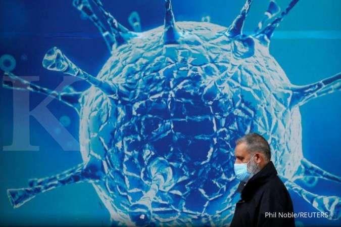 Para peneliti mengidentifikasi lebih dari 12.700 mutasi pada virus corona SARS-CoV-2.