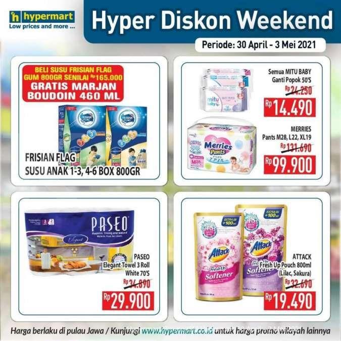 Promo JSM Hypermart 30 April – 2 Mei 2021