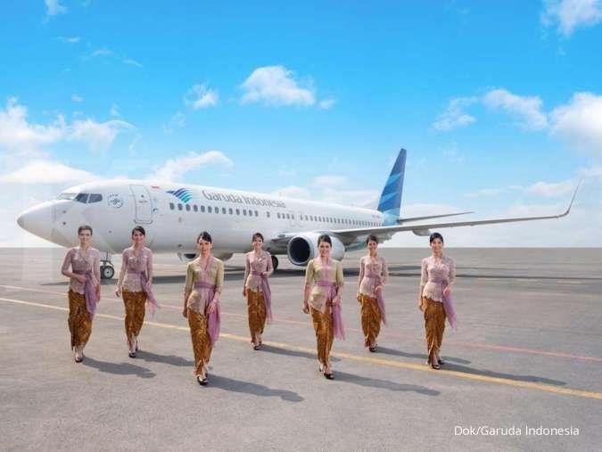 6 Tips Mendapatkan Tiket Murah Garuda Indonesia