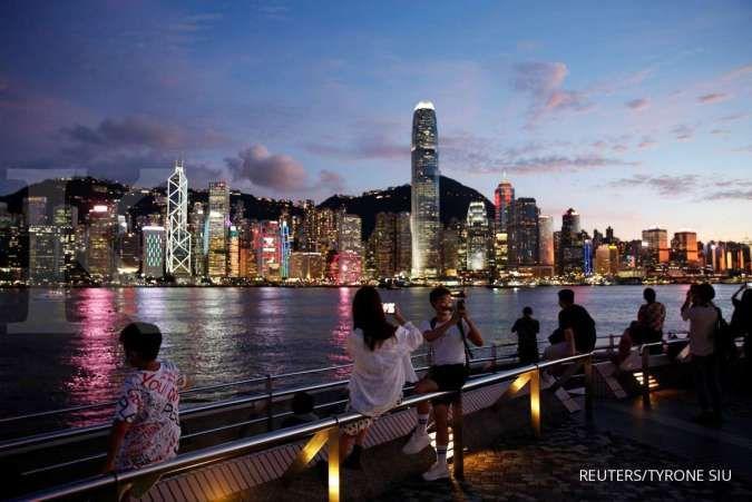 Aset taipan di Hong Kong dibekukan, Taiwan beri peringatan kepada investor global