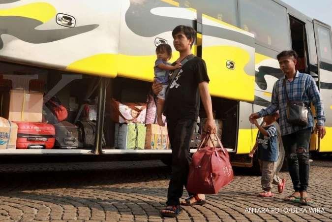 Darurat corona diperpanjang, program mudik gratis berpotensi ditiadakan