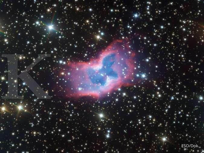 Peneliti: Alien di 1.000 bintang terdekat bisa mengawasi bumi