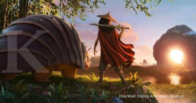 Trailer Raya and The Last Dragon, film animasi Disney baru dari sutradara Big Hero 6