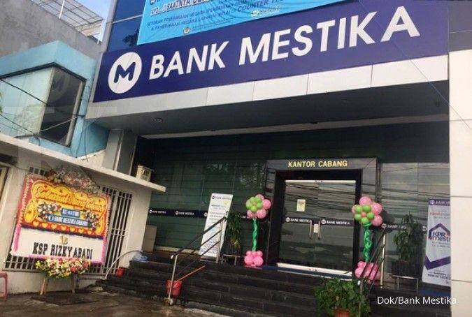 Laba Bank Mestika (BBMD) melonjak 161,2% pada semester I 2021