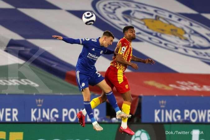 Jelang laga Leicester vs Crystal Palace di Liga Inggris