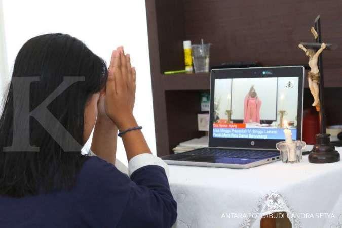 Ini Jadwal Misa Kamis Putih Via Live Streaming Di Jakarta Tangerang Bekasi