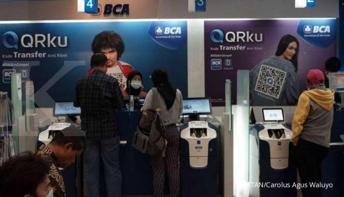 Operasional BCA dan CIMB Niaga di Jakarta tetap normal saat PSBB diberlakukan