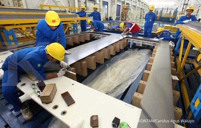 Pabrik transformator XD Sakti mulai beroperasi