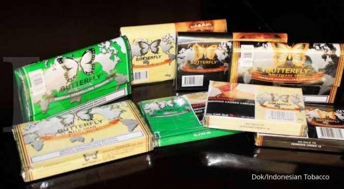 Indonesian Tobacco (ITIC) optimistis bukukan penjualan double digit di semester I
