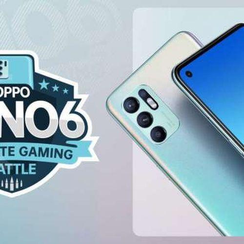 Kenalkan Fitur Gaming di Reno6, OPPO Adakan Reno6 Ultimate Gaming Battle dengan Bigetron