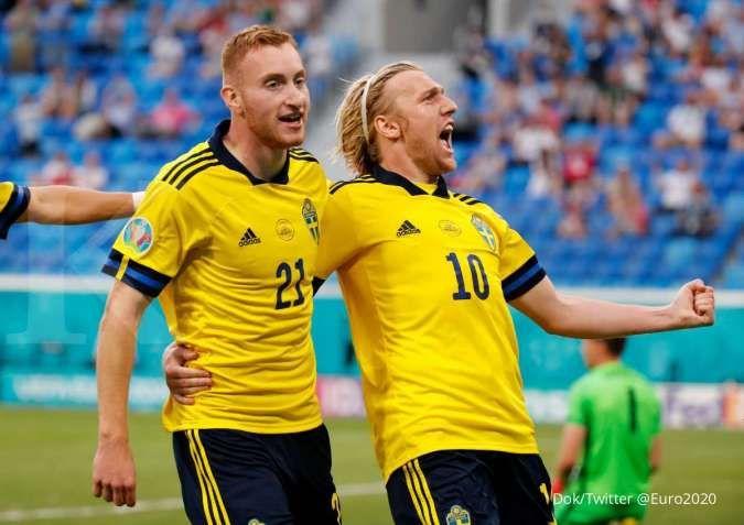 Hasil Euro 2020 di Grup E dan Grup F: Pesta gol Spanyol ...