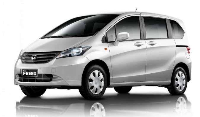 Intip harga mobil bekas Honda Freed yang kian murah, mulai Rp 100 juta per Juni 2021