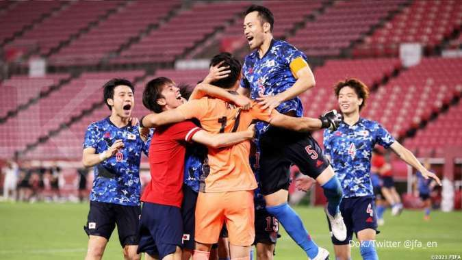 Jadwal semifinal sepak bola Olimpiade Tokyo 2020: Jepang ...