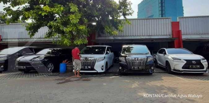 Cek harga mobil bekas di bawah Rp 100 juta berjenis SUV per Juni 2021