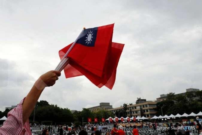 China kecam kunjungan senator AS ke Taiwan: Ini provokasi politik yang sangat keji