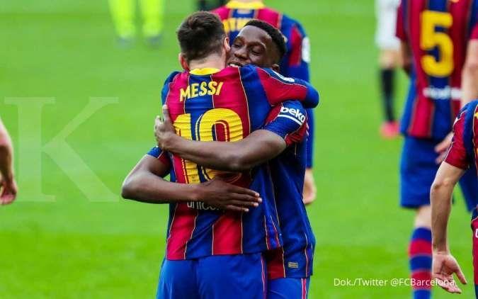 Barcelona dan Ilaix Moriba sengit soal kenaikan gaji, Chelsea siap tampung