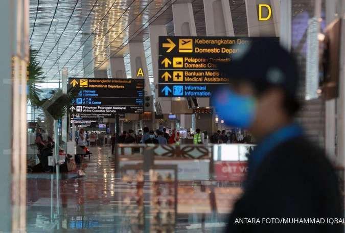 Ada virus corona B.1.1.1.7 Bandara Soeta perbarui aturan perjalanan penumpang pesawat