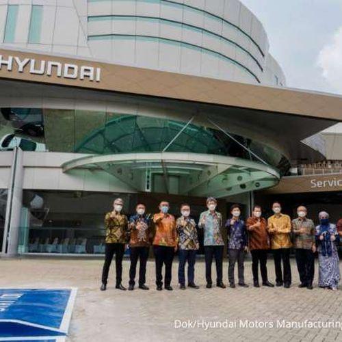 Hyundai Motors Indonesia Hadirkan Dealer Resmi Pertama di Depok: Hyundai Cimanggis