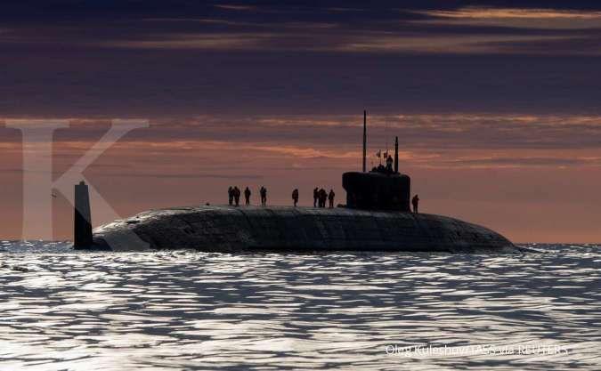 Belgorod, kapal selam induk Rusia pembawa senjata nuklir hari kiamat