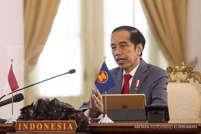 Soal video Jokowi jengkel, pengamat: Itu strategi agar menteri tak bisa tidur