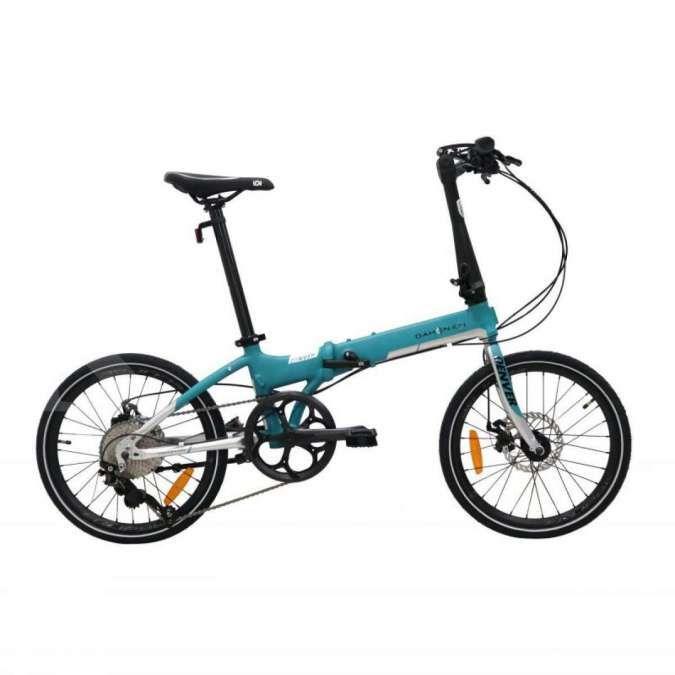 Handal, tangguh, nan murah, ini daftar lengkap harga sepeda lipat Dahon Ion 2020