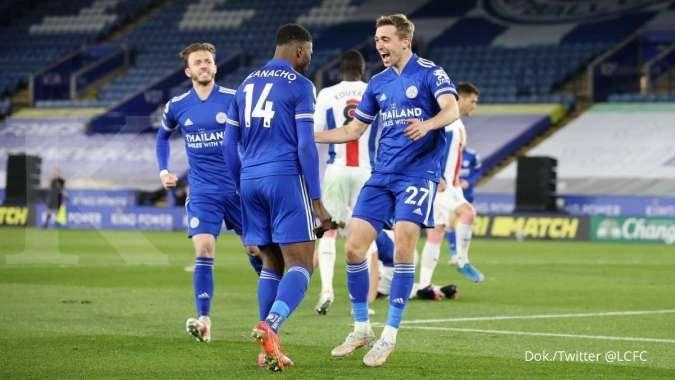 Jelang laga Chelsea vs Leicester City di final Piala FA