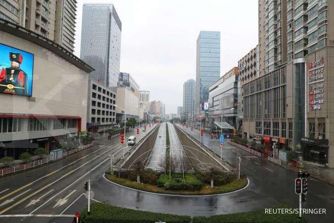 Jumlah korban virus corona bertambah jadi 81 orang, China perpanjang libur Imlek