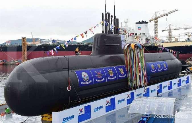 Korea Utara uji rudal balistik, Korea Selatan luncurkan rudal kapal selam