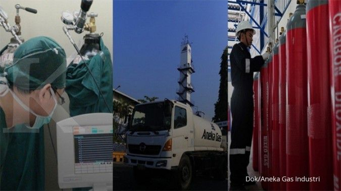 Aneka Gas Industri (AGII) yakin obligasi dan sukuk yang siap diterbitkan bakal laris