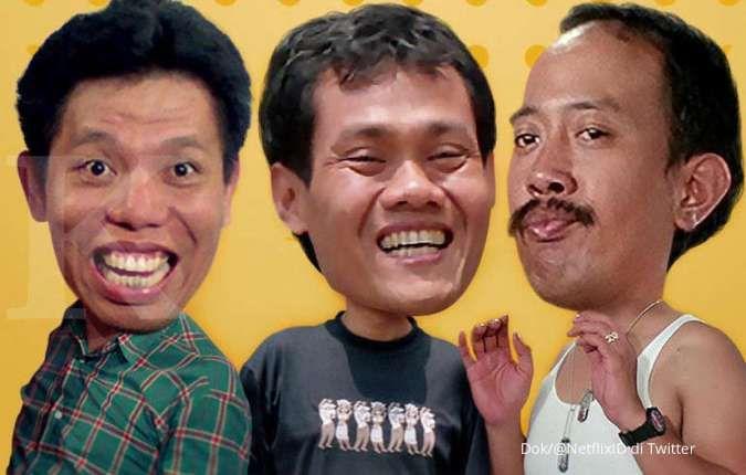 Film Indonesia Lupa Aturan Main siap tayang Februari di Netflix.