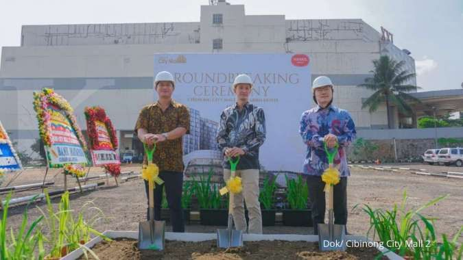 Lakukan ekspansi, Cibinong City Mall 2 gandeng Haris Hotel