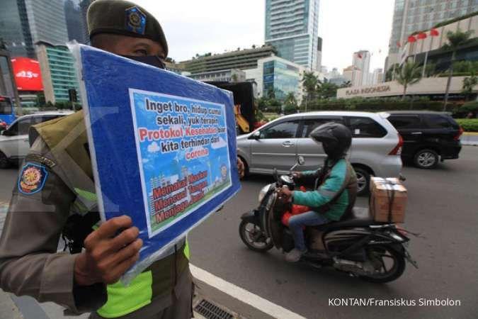Corona Indonesia, Selasa (16/2): Tambah 10.029 kasus baru, pakai masker & jaga jarak