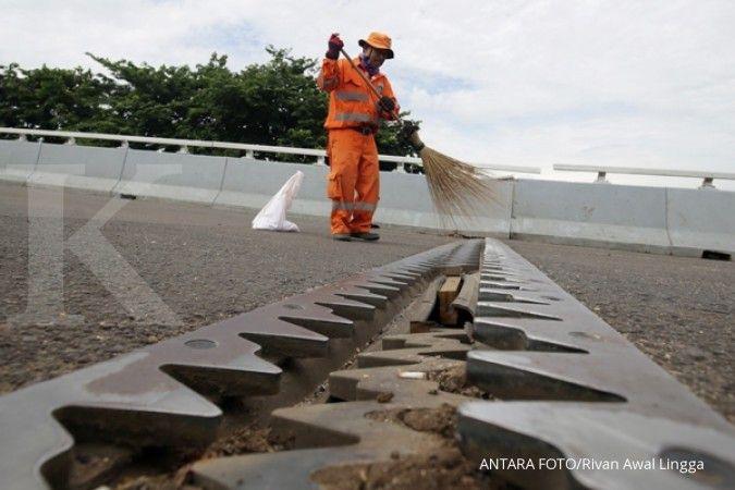 Perbaikan flyover Cengkareng butuh waktu lebih lama