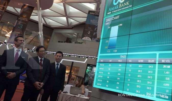 Pasca IPO, Bank Amar siap bersaing melalui berbagai produk ...