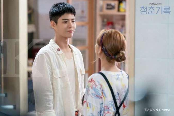 Drama Korea Record of Youth Park Bo Gum raih rating tertingginya di episode akhir