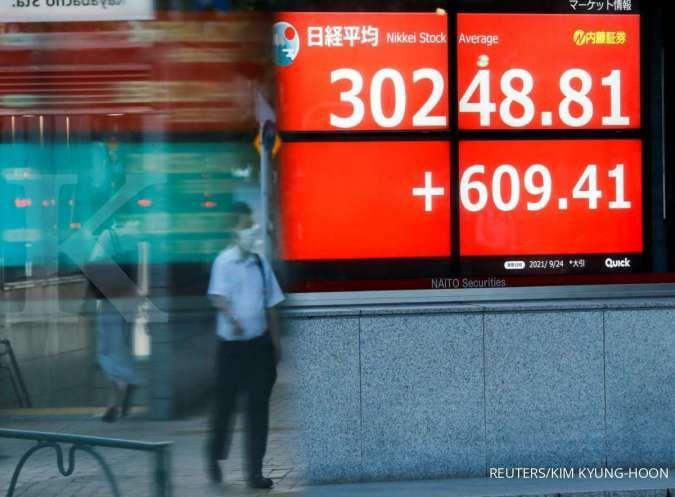Bursa Asia dibayangi inflasi akibat kenaikan harga bahan bakar