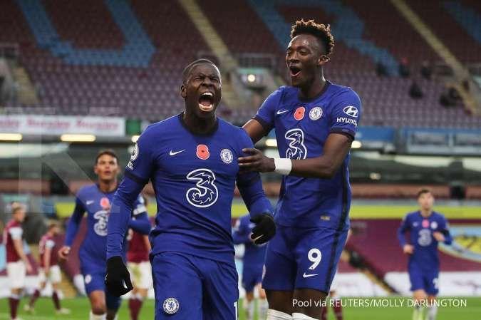 Chelsea vs Tottenham di Liga Inggris: Perebutan puncak klasemen di Derby London