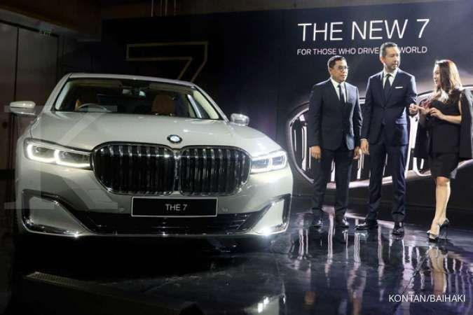 BMW yakin aturan PPnBM baru bisa dongkrak penjualan sedan